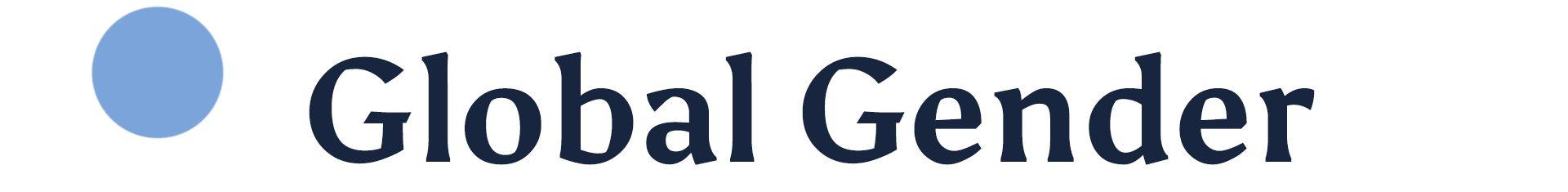 global gender headline